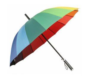 Ribs Rainbow Umbrella