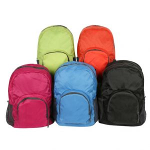 Colourful Foldable Backpack  copy