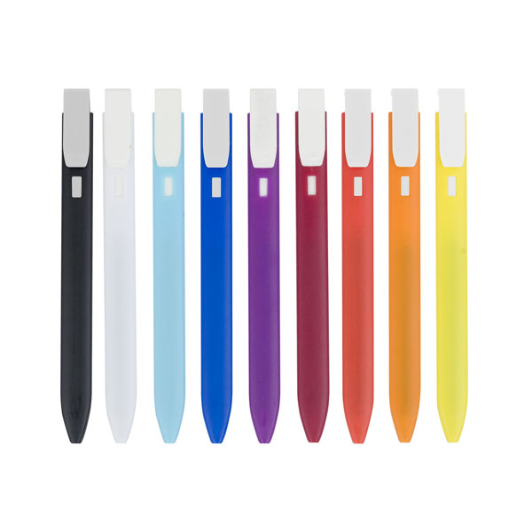 Colourful Bookmark Pen