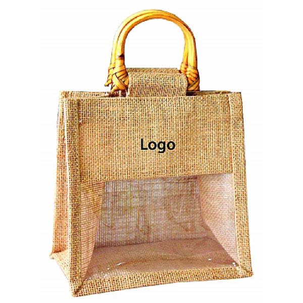 Cosmetic Jute Bag