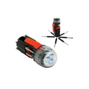 LED Torchlight with Tools