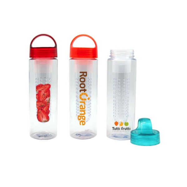 Marino AS Bottle with Plastic Infuser
