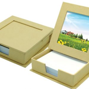 Message Box with Photo Frame S