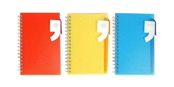 Notebook with Pen  a