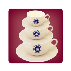 Arabica Cup and Saucer