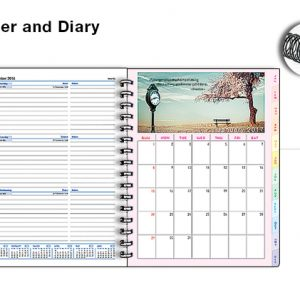 Planner and Diary