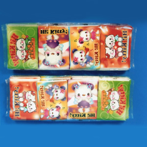HI KITTY POCKET TISSUE  'S