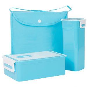 Lunch Box  Tumbler Set HS  blueS