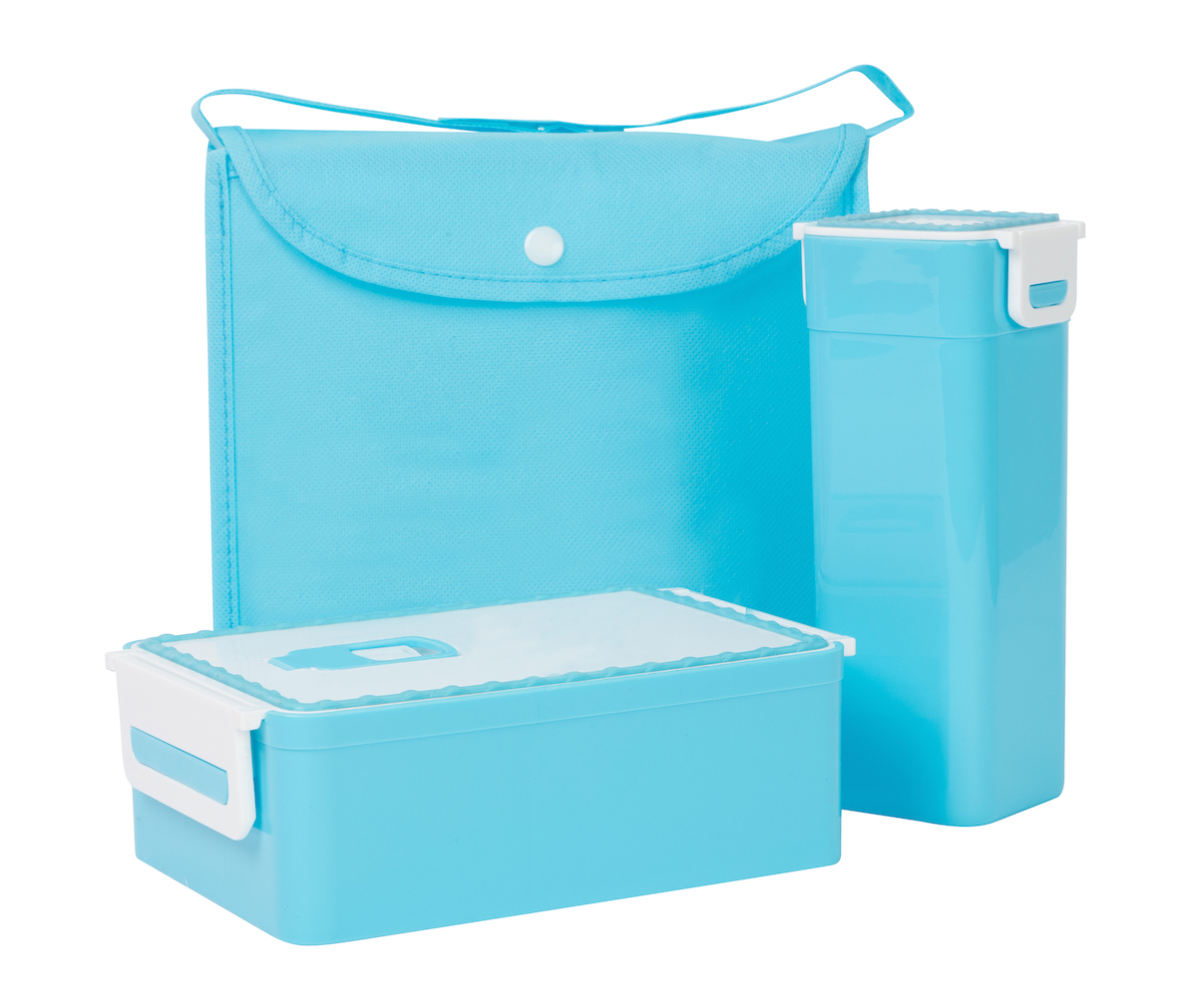 Lunch Box  Tumbler Set HS  blueS