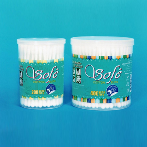 SOFE COTTON BUDS T PP DRUM