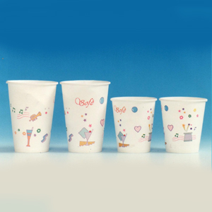 SOFE PAPER CUP
