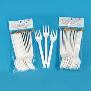Sofe Plastic Fork