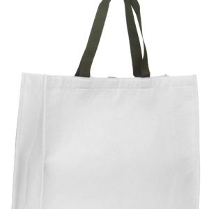 Wool Felt Bag GP White