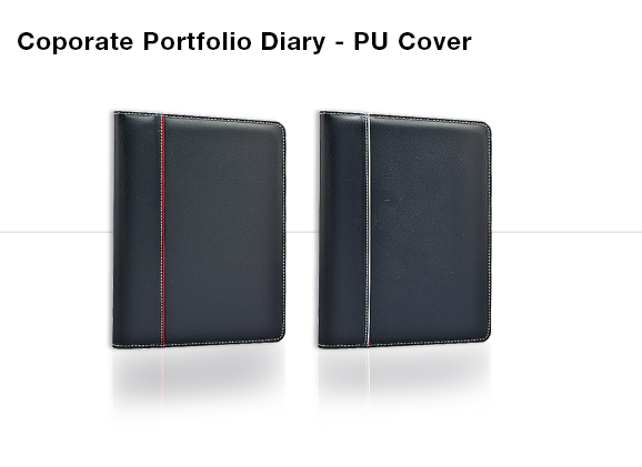 Corporate Portfolio Diary - PU Cover