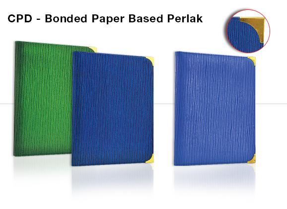 CPD - Bonded Paper Based Perlak Diary