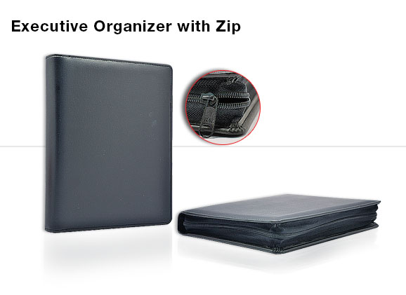 Executive Organizer with Zip