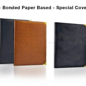 CPD - Bonded Paper Based Special Cover Diary