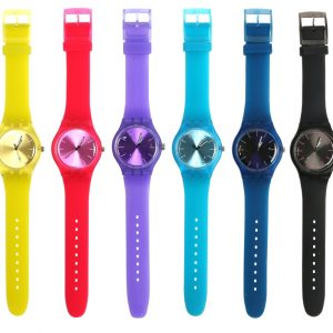 kat.Colourful Slim Watch ES  S